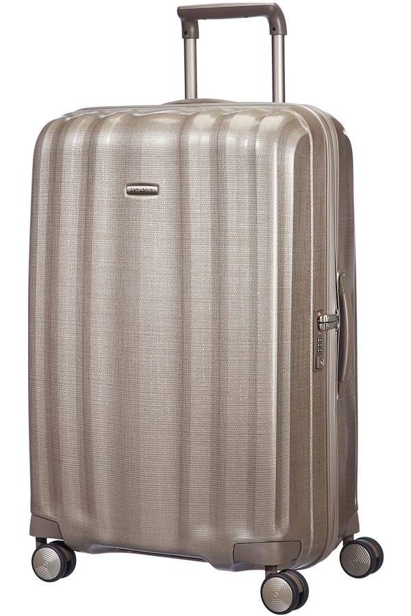 26f8ce586 Extra large luggage Samsonite Lite-Cube 76 cm with 4 wheels - Evertourist
