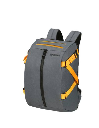 "Plecak American Tourister Take2Cabin 14.1"" S Grey/Yellow"
