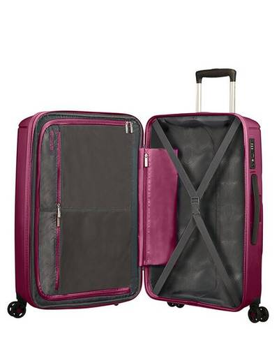 Extra large luggage American Tourister Sunside 77 cm with 4 wheels