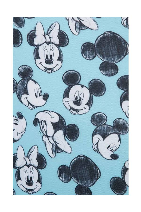 Pokrowce na walizki Samsonite Samsonite Accessories Niebieski Mickey/Minnie Blue