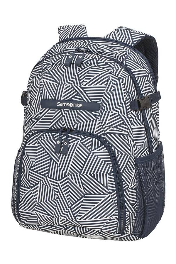 Lifestyle Samsonite Rewind Niebieski Navy Blue Stripes (R)