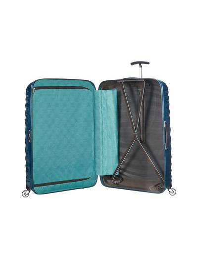 Extra large luggage Samsonite Lite-Shock 81 cm with 4 wheels