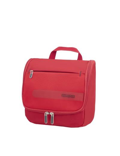 Cosmetic case American Tourister Herolite Red