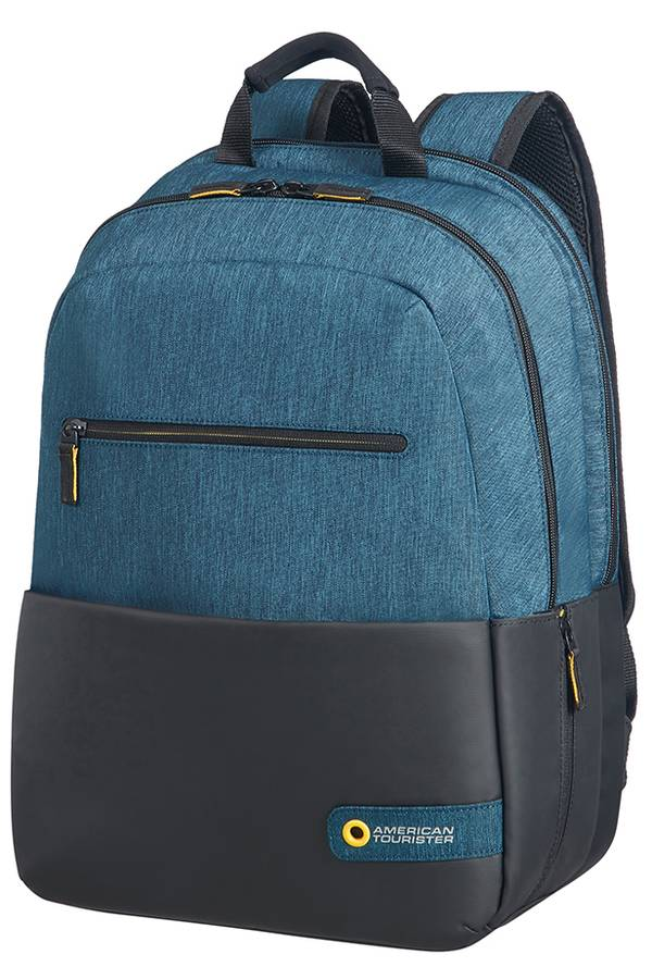 Lifestyle American Tourister City Drift Czarny Black/Blue
