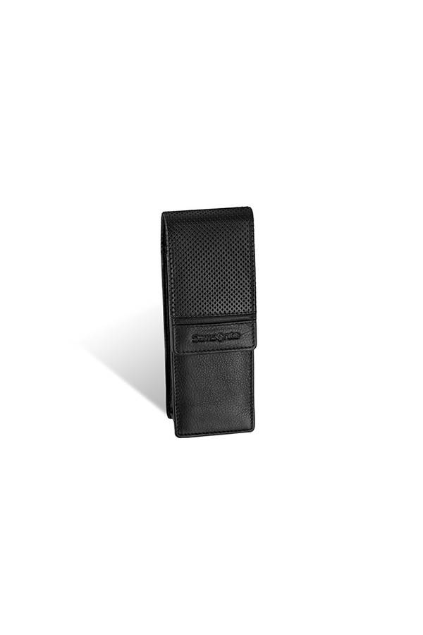 Etui Samsonite Perforated 2 RFID Czarny