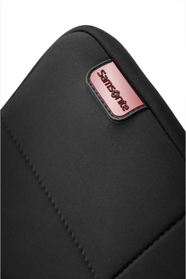 Torby na laptopa Samsonite Airglow Sleeves Czarny Black / Red