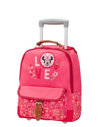 Wózek na kołach Samsonite Disney Stylies Collection Minnie Blossoms