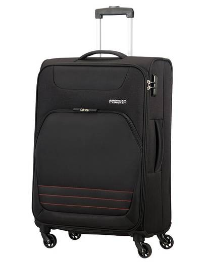 Medium suitcase American Tourister Bombay Beach 68 cm with 4 wheels