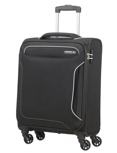 Carry on American Tourister Holiday Heat 4 wheels