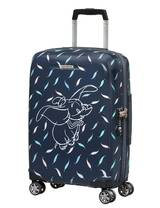 Medium suitcase Samsonite Disney Forever Dumbo Feathers 69 cm with 4 (double) wheels