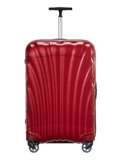 Extra large luggage Samsonite Cosmolite 81 cm with 4 wheels