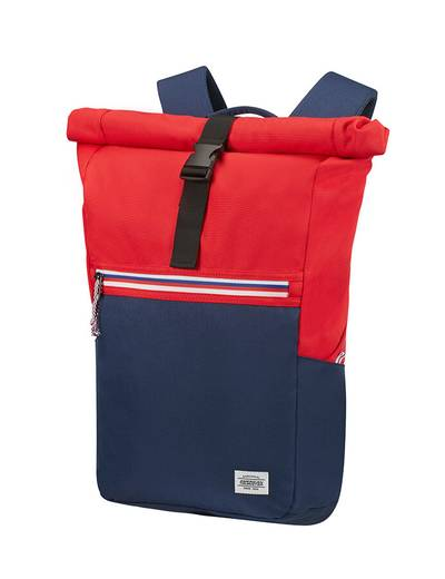 """Laptop backpack American Tourister Upbeat 14"""" Blue/Red"""