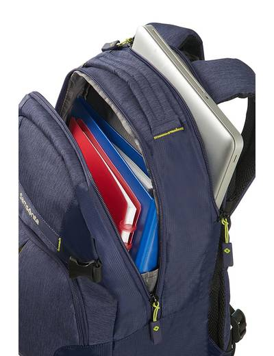 "Business bagpack Samsonite Rewind 15,6"" Dark Blue"