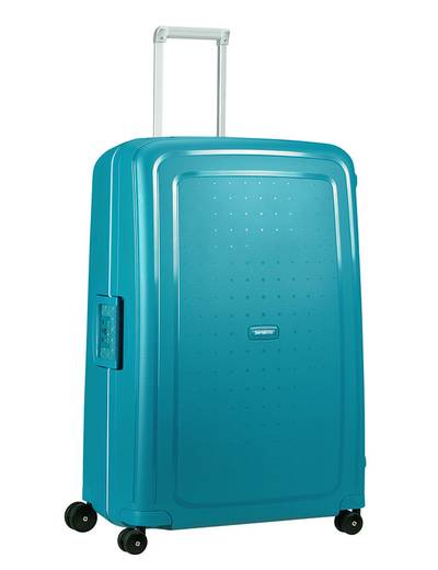 Extra large luggage Samsonite S'Cure 81 cm with 4 wheels