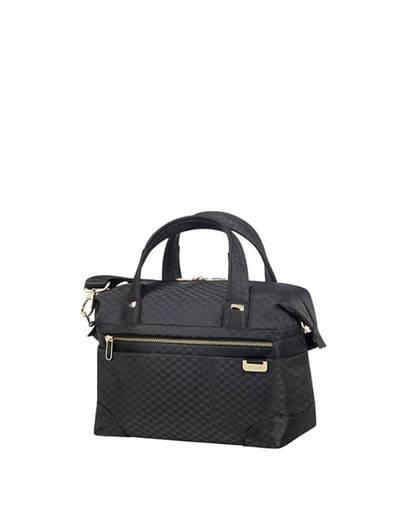 Kuferek Samsonite Uplite Black/Gold