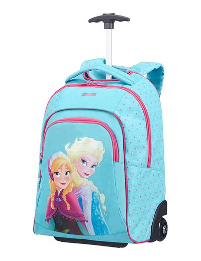 Plecak na kółkach American Tourister New Wonder Collection Frozen Magic