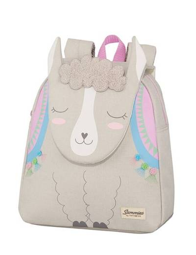 Bagpack Samsonite Happy Sammies Alpaca Aubrie size