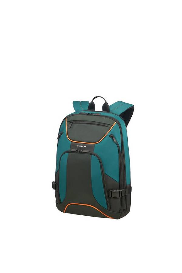 Plecaki na laptopa Samsonite Kleur Zielony Green / Dark Green