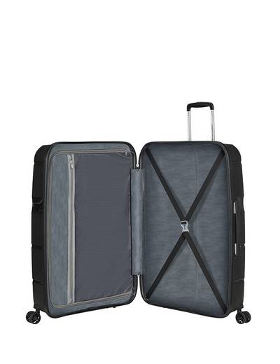 Extra large luggage American Tourister Linex 76 cm with 4 wheels
