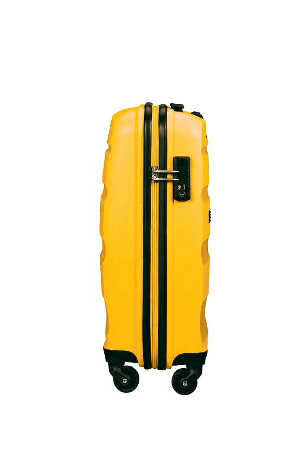 Walizki kabinowe American Tourister Bon Air Żółty Light Yellow