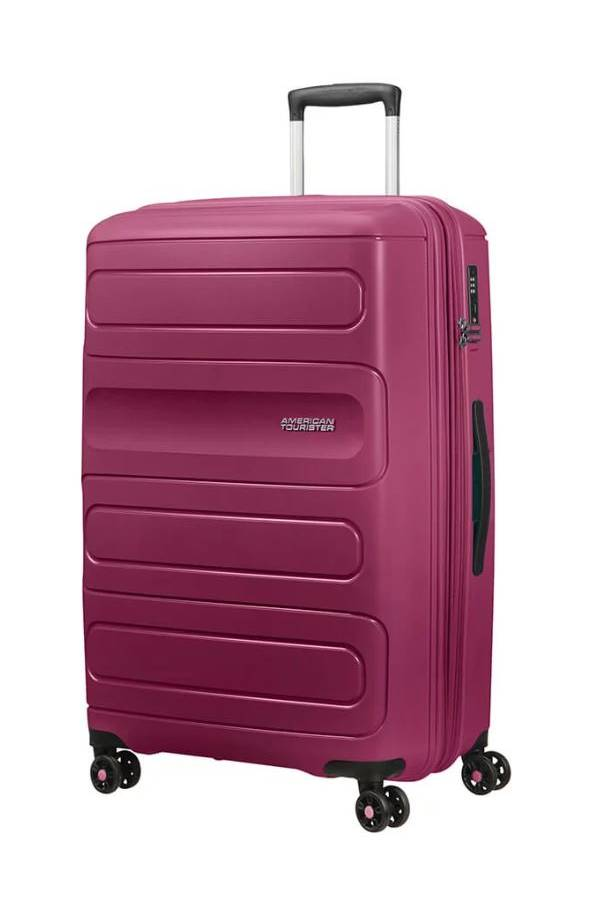0fa91f29d Extra large luggage American Tourister Sunside 77 cm with 4 wheels -  Evertourist