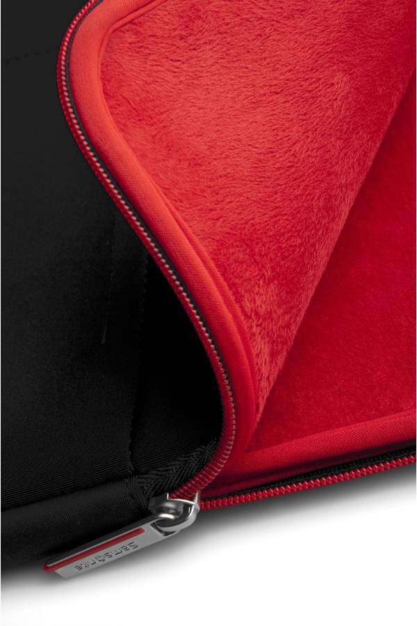 Etui na laptopa Samsonite Airglow Sleeves Czarny Black / Red