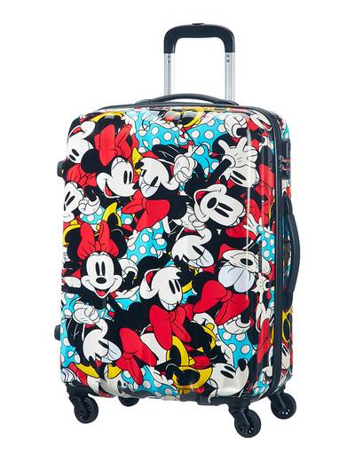 Walizka American Tourister Disney Legends Minnie Comics 64 cm
