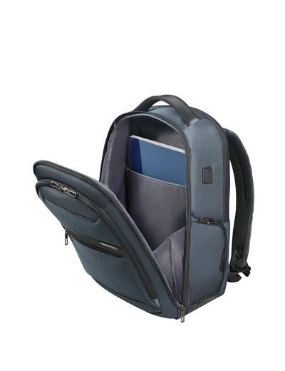 "Laptop Rucksack Samsonite Vectura Evo 14,1"" Blau"