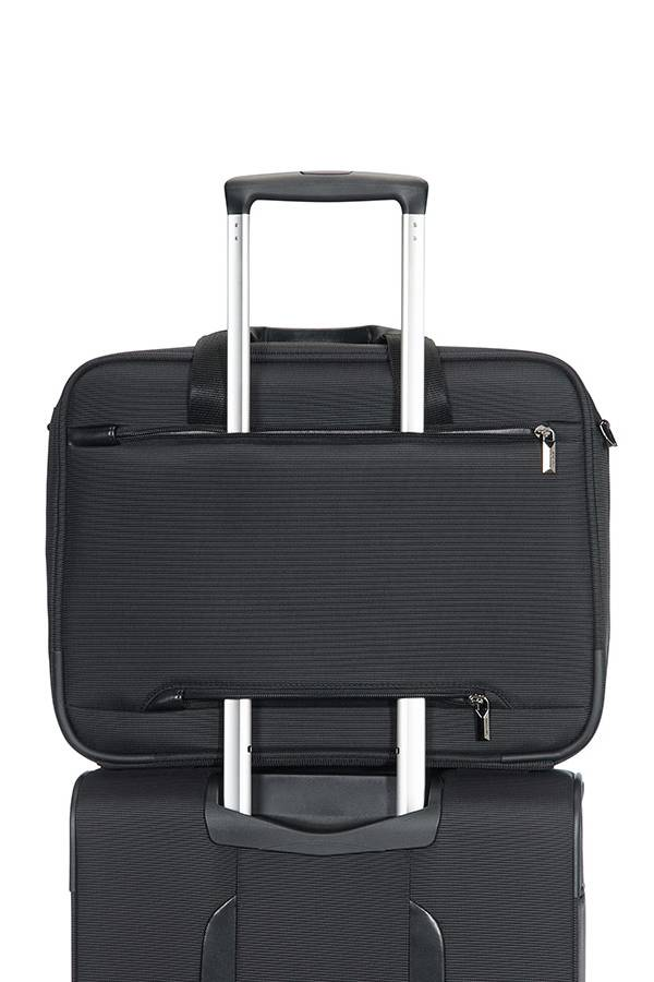 laptoptasche samsonite xbr 15 6 schwarz evertourist. Black Bedroom Furniture Sets. Home Design Ideas