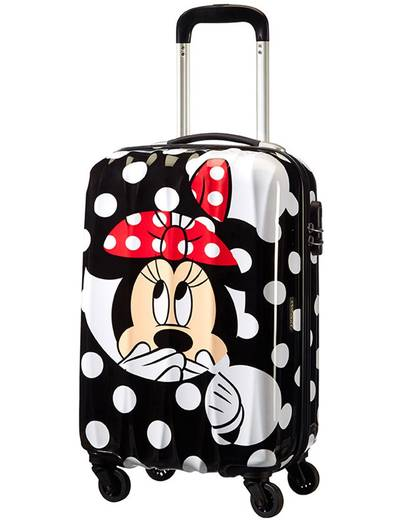 Walizka American Tourister Disney Legends Minnie Dots 55 cm