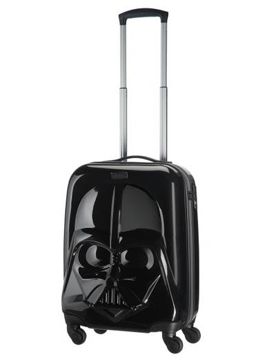 Suitcase Samsonite Star Wars Darth Vader 56 cm with 4 wheels
