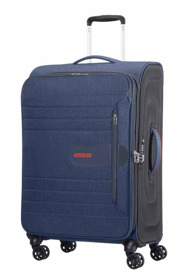 mittelgro e koffer american tourister sonicsurfer 68 cm. Black Bedroom Furniture Sets. Home Design Ideas