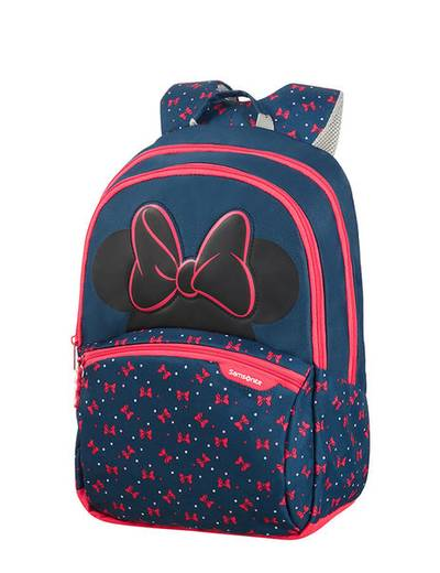 Plecak M Samsonite Disney Minnie Neon
