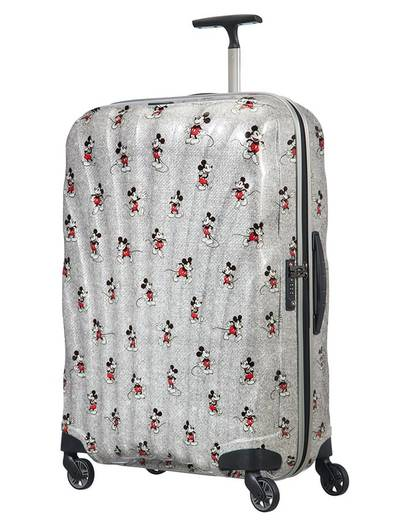 Duża walizka Samsonite Cosmolite Disney Edition Mickey Mouse