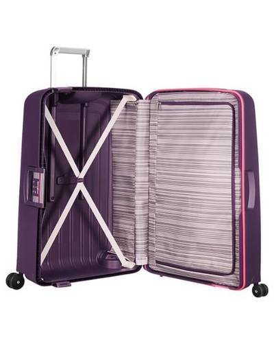 WALIZKA SAMSONITE S'CURE LIMITED EDITION 69 cm