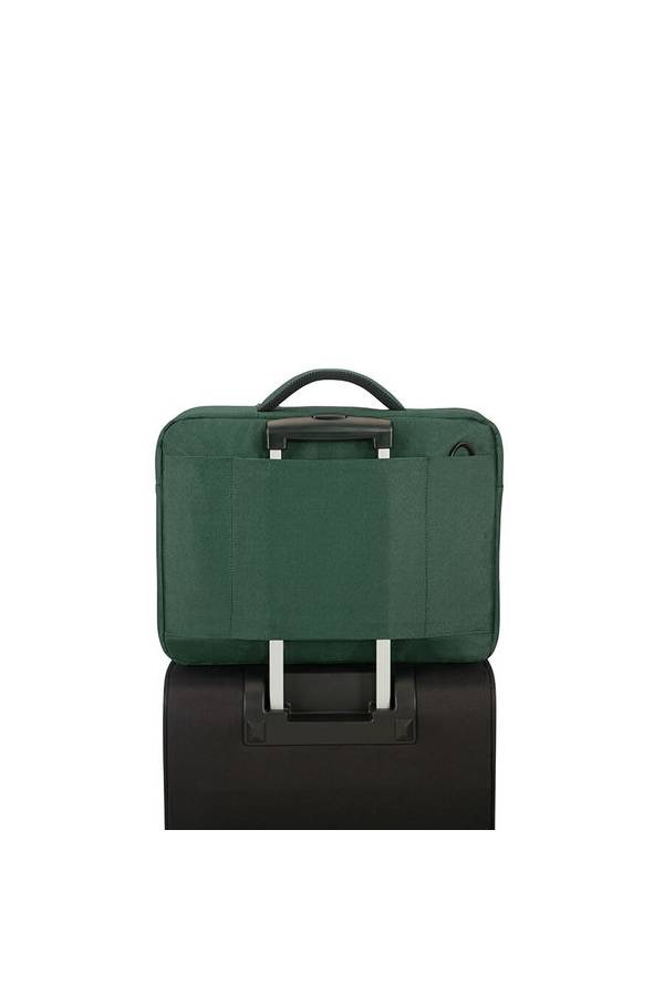 Torby na laptopa Samsonite Network 3 Zielony Bottle Green