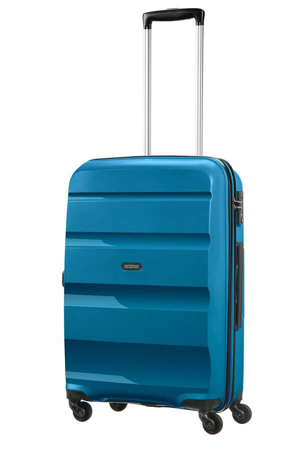 Średni 56 - 69 cm American Tourister Bon Air Niebieski Seaport Blue