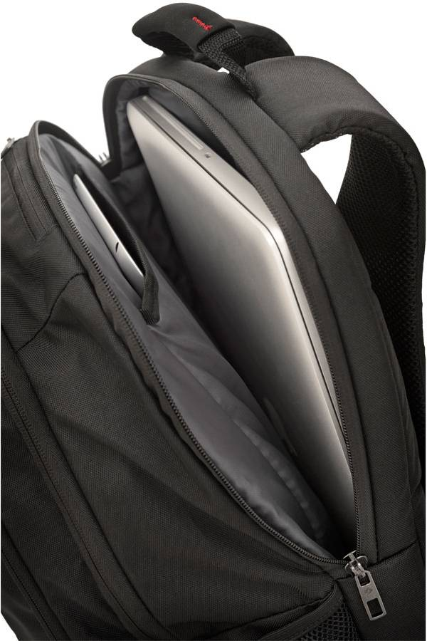 Plecaki na laptopa Samsonite Guardit Czarny Black