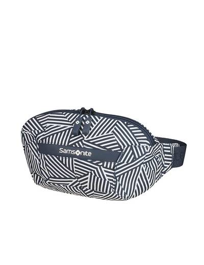 Gürteltasche Samsonite Rewind Navy Blue Stripes (R)