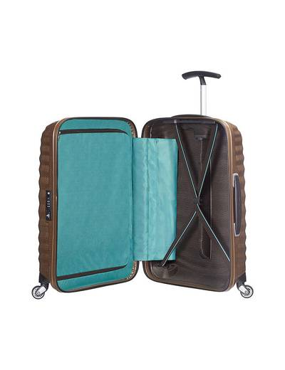 Carry on Samsonite Lite-Shock 4 wheels