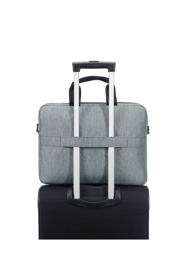 Torby na laptopa American Tourister City Drift Niebieski Black/Grey