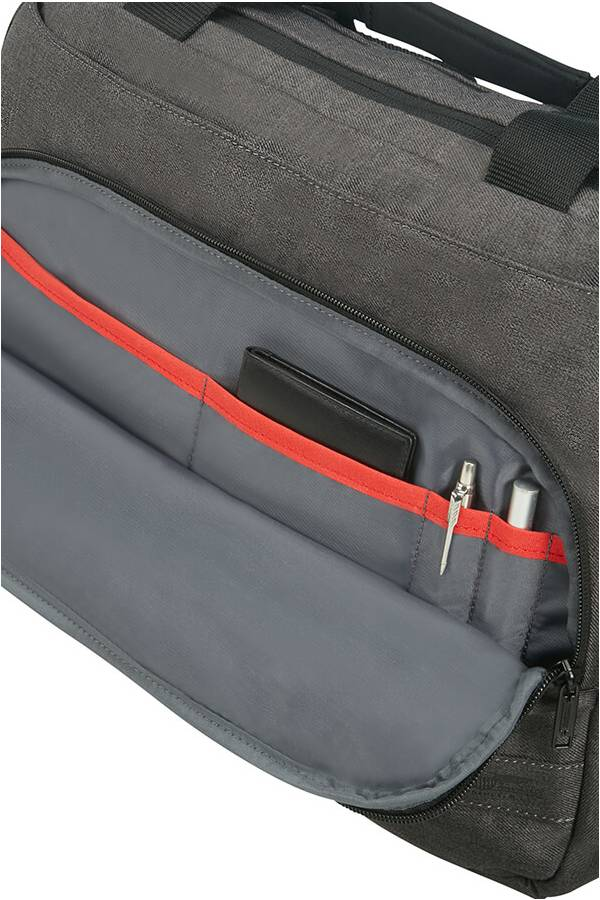 Torby na laptopa American Tourister City Aim Szary Anthracite Grey