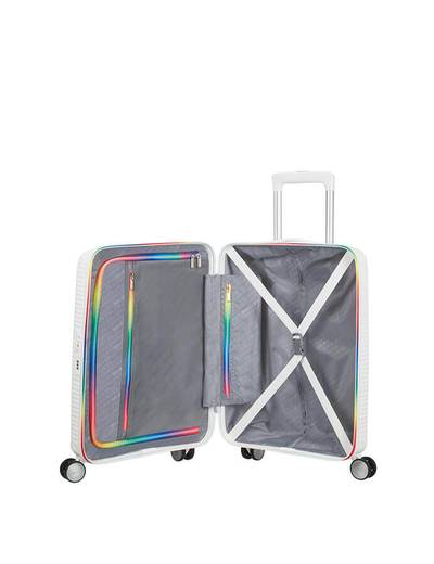 Walizka American Tourister Soundbox 55 cm multikolor