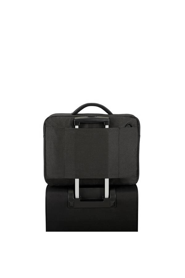 Torby na laptopa Samsonite Network 3 Czarny Charcoal Black