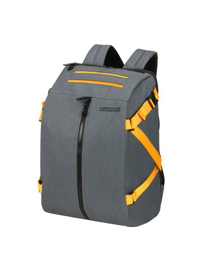 "Plecak American Tourister Take2Cabin 14.1"" Grey/Yellow"