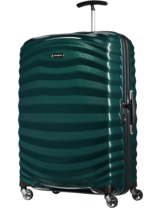 Extra large luggage Samsonite Lite-Shock 75 cm with 4 wheels