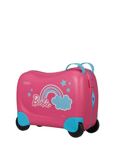 Koffer Samsonite Dream Rider Barbie 39 cm mit 4 Rollen