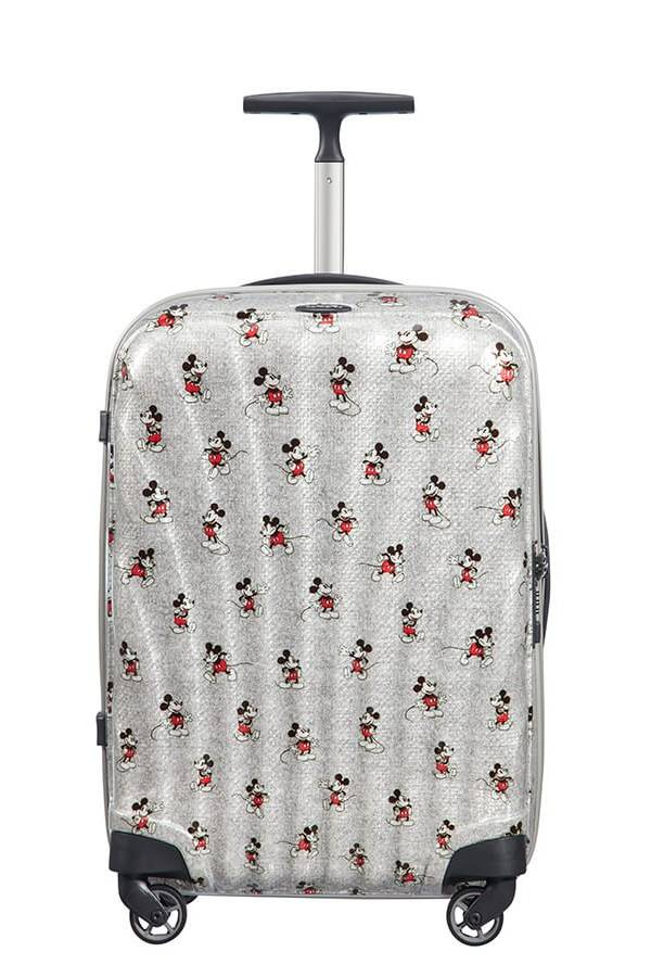 Walizki kabinowe Samsonite Cosmolite Multikolor Mickey True Authentic