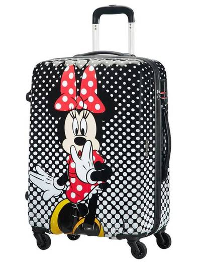 Walizka Amercian Tourister Legends Disney 65 cm