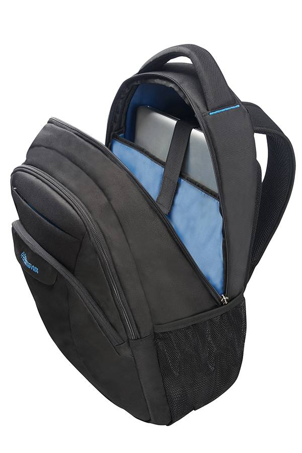 Plecaki na laptopa American Tourister AT Work Czarny Black